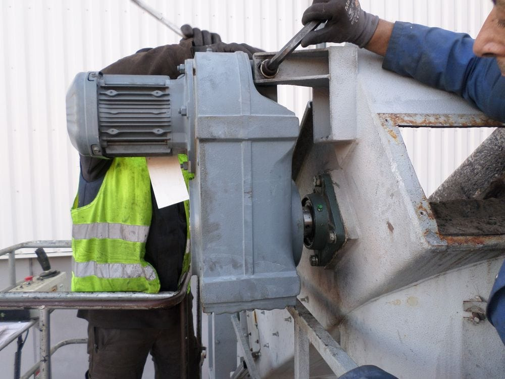 Maintenance électromécanique